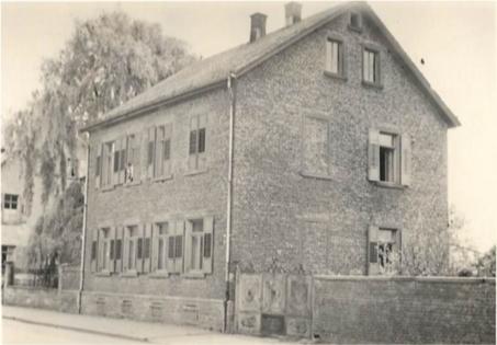 Bild der Kanzlei Unger 1953